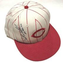 Scott Williamson Autographed Cincinnati Reds New Era 59-50 Fitted Hat Si... - $26.95