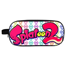 Splatoon Pencil Case Pen Bag Storage Bag A - $12.99