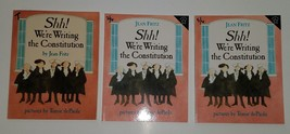 Shh! We're Writing Constitution 3 Book Lot Duplicates Teacher Classroom ... - $12.55