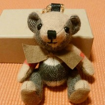 Burberry Keychain Bag Accessory Bear - $249.46