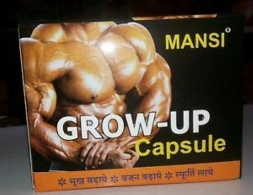 MANSI GROW UP 100% Fast Weight Gain Pills Muscle Gainer WEIGHT GAIN CAPSULES