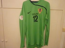 Mario Galinovic #12 Scotland-Croatia 26/03/2008 Match Worn Football Shir... - $480.00