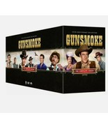 Gunsmoke 65th Anniversary Collection Seasons 143 Discs 1-20 DVD 2020 Bra... - $375.50
