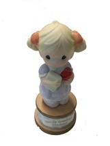 PRECIOUS MOMENTS - WORLD'S GREATEST STUDENT ORNAMENT - $19.55