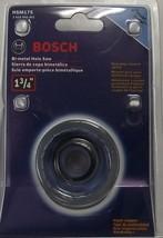 "Bosch 1-3/4"" Bi-metal Hole Saw For Sheet Metal HSM175 - $3.47"