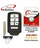 For 2018 2019 2020 Honda Accord Keyless Entry Smart Prox Remote Key Fob - $54.32
