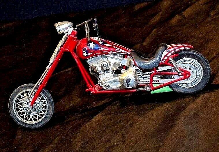 Chopper Motorcycle Figurine Replica 305-BVintage