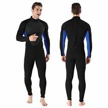 Niwi Full Body Wetsuits, Premium Neoprene 3mm Men's Diving Suit for Unde... - $39.36