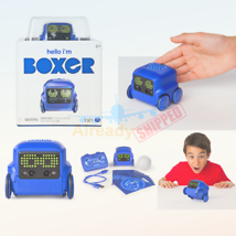 Boxer - Interactive A.I. Robot Toy (Blue) with Personality & Emotions - $51.20