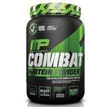 MusclePharm Combat Protein Powder Cookies N Cream 1.8kg - $118.31