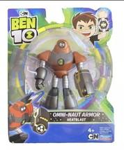 Ben 10 Omni Naut Armor Heatblast New  - $17.82