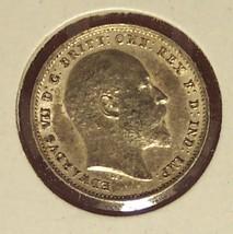 KM #797 Great Britain 1902 Silver Threepence BU #0951 - $23.99