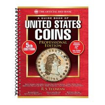 A Guide Book of United States Coins Professional Edition, 5th Edition (O... - $9.18