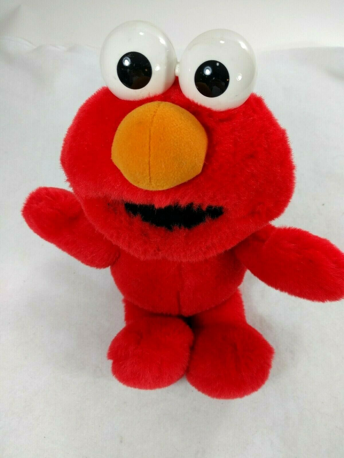 Primary image for Tyco Tickle Me Elmo Sesame Street Elmo Jim Henson Production, Inc. 1997 1995