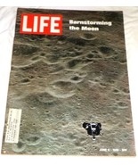1969 Life Magazine June Barnstorming The Moon Edward Villella Vintage Ads - $18.04