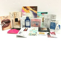 Lot of Mixed 20 Travel Size Cosmetics | Clinique, Lancome, Prada, Buxom and More - $17.56