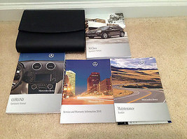 2010 MERCEDES BENZ M CLASS MODELS ML350 ML550 ML450 ML63 Owners Manual S... - $79.19