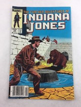 The Further Adventures of Indiana Jones Vol 1 #22 Oct 22 1984 Marvel Comic Book - $7.43