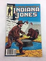 The Further Adventures of Indiana Jones Vol 1 #22 Oct 22 1984 Marvel Com... - $7.43