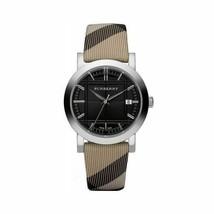Burberry BU1772 Classic Nova Black Dial Swiss Made Womens Watch - $148.42