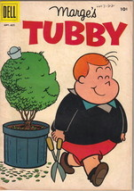 Marge's Tubby Comic Book #30, Little Lulu Dell Comics 1958 VERY GOOD+ - $12.13