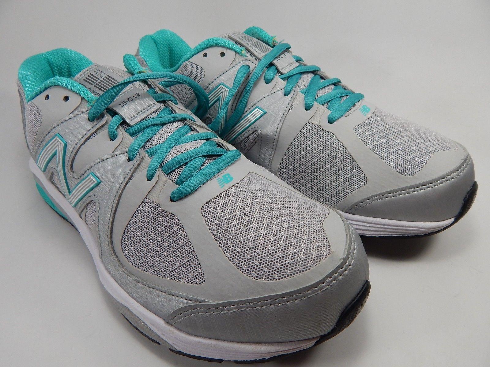 New Balance 1540 v2 Women's Running Shoes Size US 10.5 D WIDE EU 42.5 W1540SG2 image 2