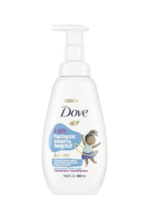 Dove Kids Care Hypoallergenic Foaming Body Wash, Cotton Candy, 13.5 Fl. Oz. - $10.95