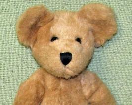 "Vintage 14"" Boyds Bears Soft Tan Teddy Bear Animal Jointed Floppy Plush 1998 Toy - $18.70"
