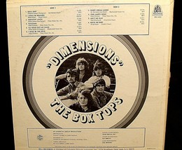 The Box Dimensions Record AA20-RC2139 Vintage image 2