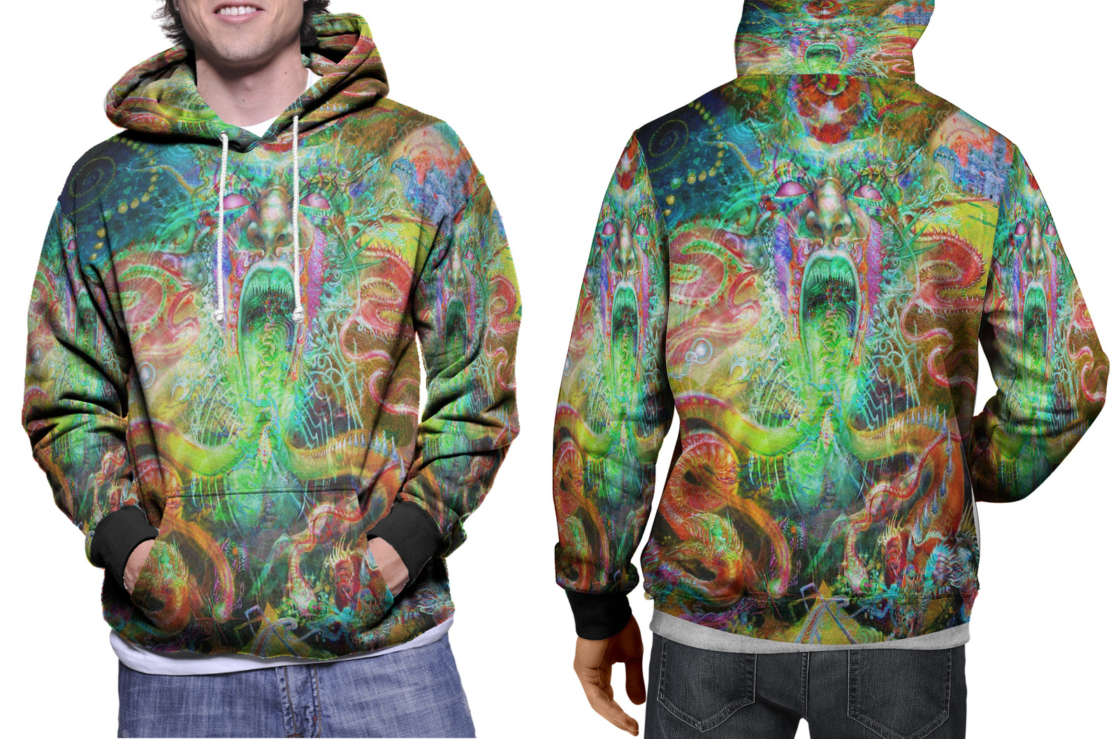 Primary image for DMT Collection #3 Men's Hoodie