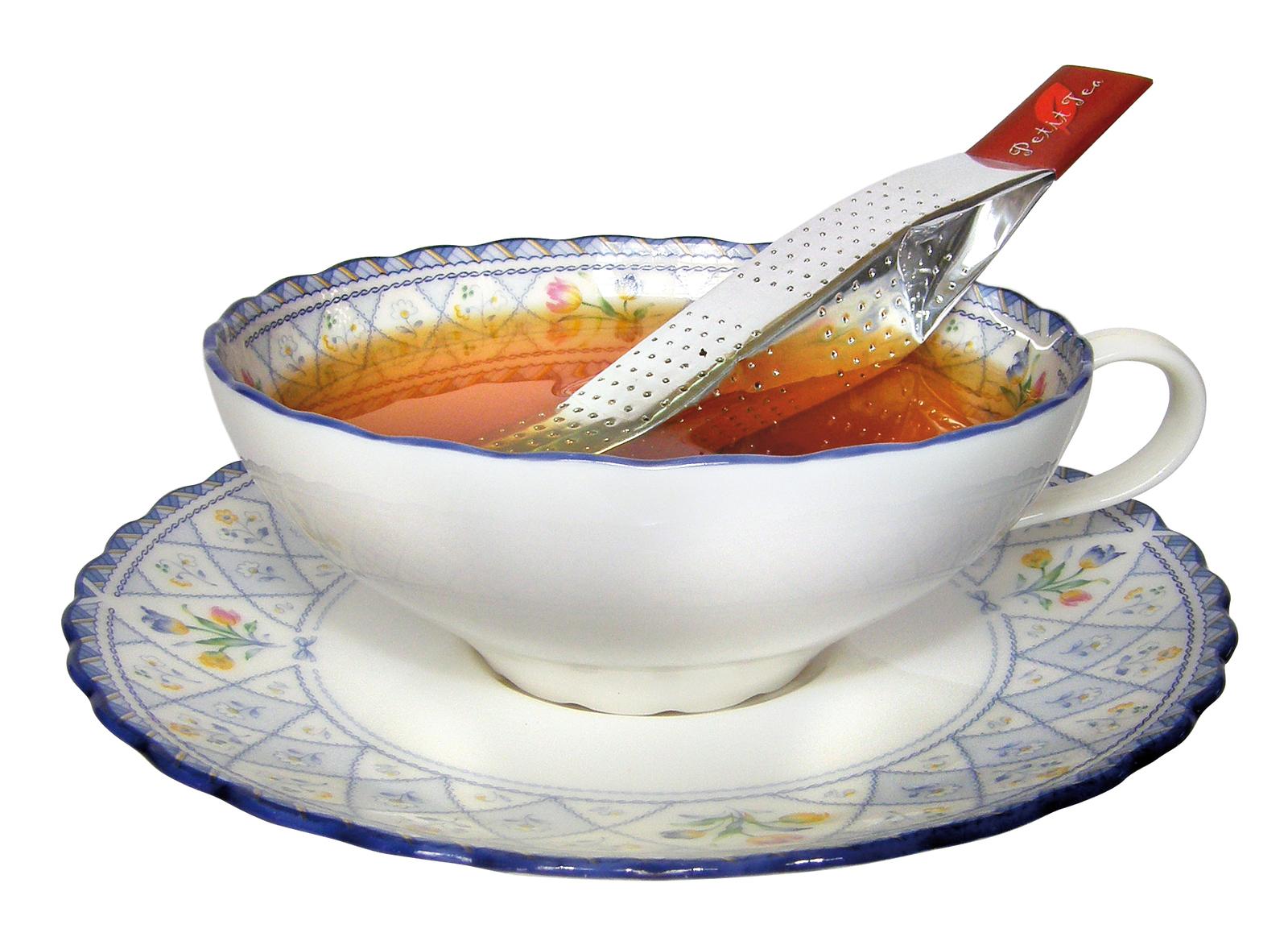 Masala Chai Latte in Tea Infusers, Petit Tea