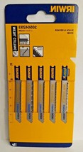 Irwin 10504293 Jig Saw Blades 14 TPI Metal Cutting U118B 5 Blades - $2.97