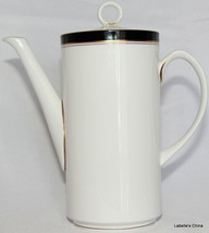 Howard Coffee Pot Finest English Bone China Made in England by Royal Wor... - $59.35