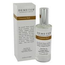 Demeter Cinnamon Bark Perfume By Demeter 4 oz Cologne Spray For Women - $32.00