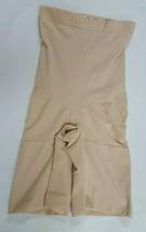 Spanx High-Waist Compression Mid-Thigh Shorts, Nude, Medium - $27.85