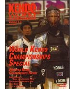 2007 Japan Kendo World 3-4 All Japan Championships Collector's Magazine ... - $12.95