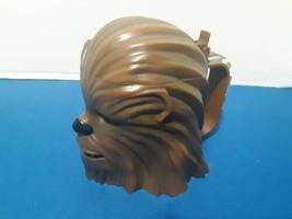 Star Wars Chewbacca Flip Top Mug/Cup Souvenir Disney Parks - $14.03