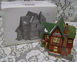 Browning Cottage House~Retired~1997~Hand Painted~Dept 56 #5824-6~Light U... - $14.99