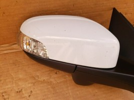 07-11 Volvo S80 V70 Side View Door Mirror w/ BLIS Blind Spot 14WIRE Pssngr RH image 2
