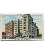 Florida Theatre Theater St Petersburg FL 1930s postcard - $6.44