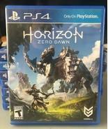 Horizon Zero Dawn (PlayStation 4, 2017) - $7.81