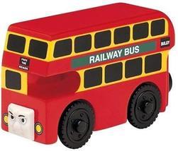 Thomas Wooden Railway Bulgy the Double-Decker Bus - $48.50