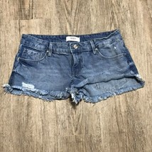 Forever 21 Women's Denim Jean Shorts ~ Sz 27 ~ Blue ~ Short - $18.80