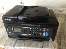 New Epson WF-2630 All in one Printer - $86.33