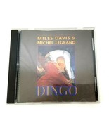 Dingo Miles Davis and Michel Legrand Audio CD 1991 Warner Brothers 07599... - $18.66