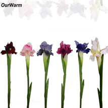 Ourwarm 1PC Artificial Flowers New Year Christmas Decoration for Home Pa... - $7.10