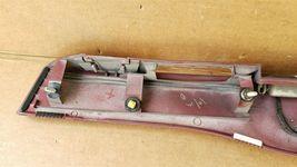 04-09 Prius Trunk Lift Gate Center Garnish Trim Panel Tag Light Cover 3R3 image 10