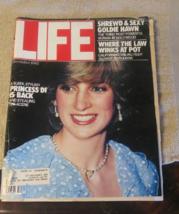 Life Magazine- December 1982- Princess Diana Issue  - $3.50