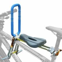 Urrider Child Bike Seat, Portable, Foldable  Ultralight Front Mount Baby... - $137.84