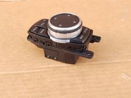 BMW E92 E93 E60 E63 E64 X1 X5 X6 iDrive Navigation Control Switch Jog Wheel image 2